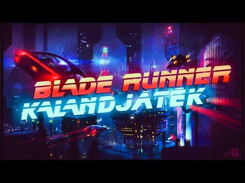 Blade Runner '97 | Az Elveszett Kalandjáték | Gépszínház #2