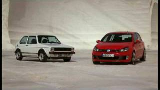 Volkswagen Golf GTI Concept 2009 Videos