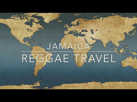 Reggae travel in Jamaica ft. Tommy Cowan