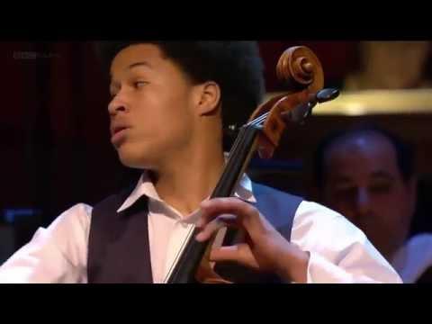 Sheku Kanneh-Mason - Winner BBC Young Musician 2016 - Shostakovich Cello Concerto No 1