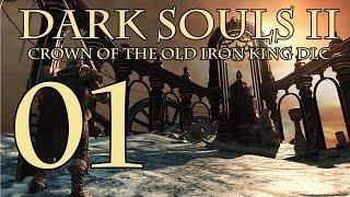 Dark Souls 2 Crown of the Old Iron King - Walkthrough Part 1: Brume Tower