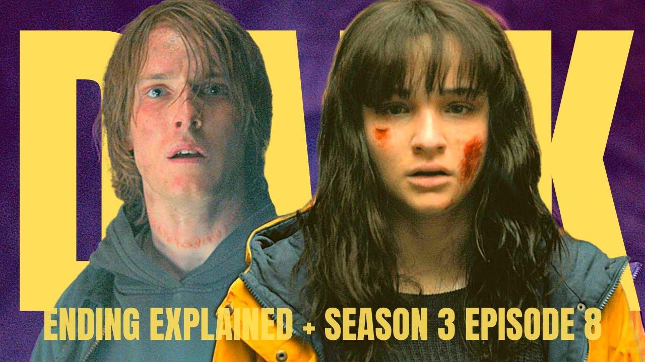 Dark Season 3 Episode 8 Explained In Hindi | Netflix Dark Season 3 Explained In Hindi