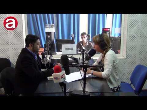 Radio-Briefing with Gevorg Melikyan on ArmRadio FM107