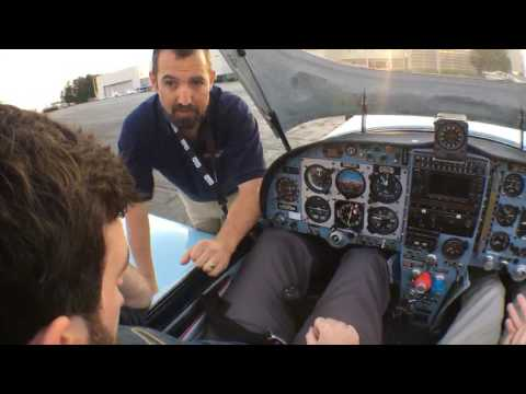 FlightSimCon 2017 Real Airplane Tours at Bradley Airport