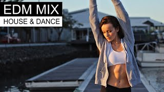 EDM HOUSE & DANCE - New Electro Progressive Mix | Musica Electronica 2019