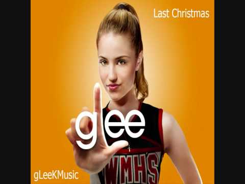 GLee Cast - Last Christmas (HQ)