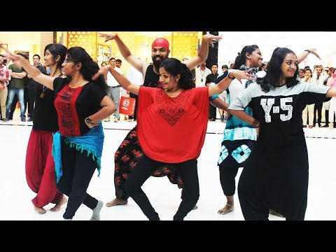 Bangalore malayalees zone (BMZ) Flash mob | 2018 | VR Mall