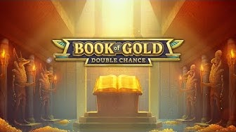Book of Gold: Double Chance from Playson