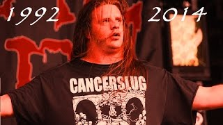 Corpsegrinder | Cannibal Corpse | Cambio de Voz
