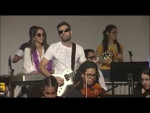 CONCIERTO FIN DE CURSO DE LA ESCUELA MUNICIPAL DE MÚSICA SANTA LUCÍA 2018