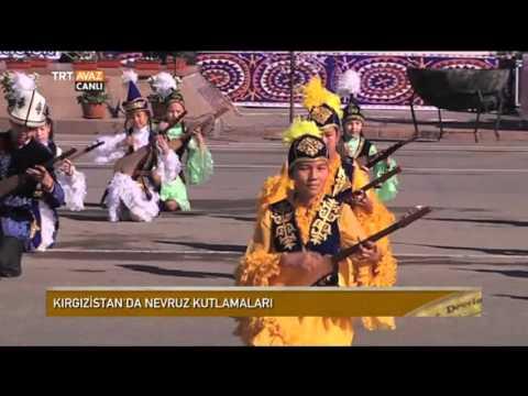Kırgızistan'da 2016 Yılı Nevruz Kutlamaları - Devrialem - TRT Avaz