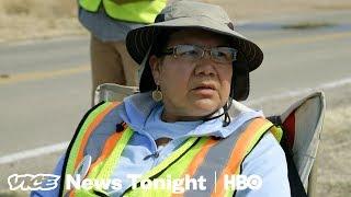 Arizona Residents Are Monitoring Border Patrol Checkpoints: VICE News Tonight on HBO
