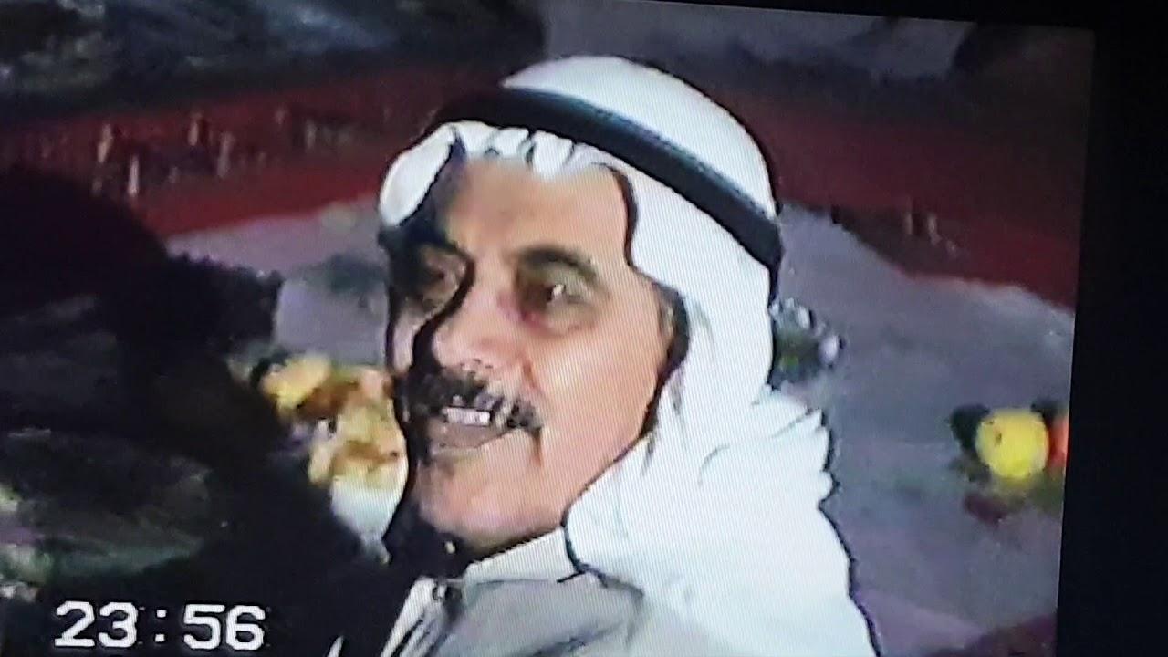 حفله عشاء على شرف الاسرى بعد عودتهم من الاسر ١٩٩١ عدنان الخطيب