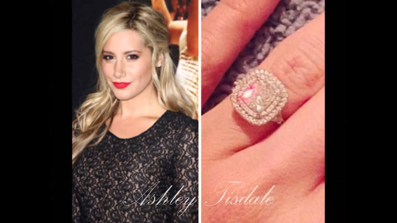 the it engagement good rings famous rich celebrity so have