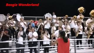 DHS Marching Band (Boogie Wonderland)