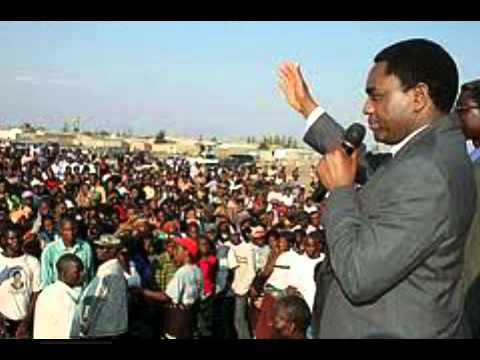 Hakainde Hichilema on Radio