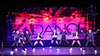 Hip Hop Mix Ballet de Retalhuleu 1er Lugar Crews División Senior