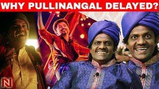 'Rahman Sir Driver கல்யாணத்துல கச்சேரி பாடிட்டு இருந்தேன்' Pullinangal Singer Bamba Bakya Exclusive