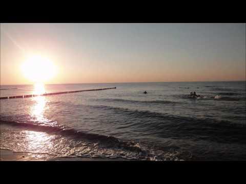 Meeresrauschen, Wellen, Menschen am Strand, Geräusch, Klänge, HD Soundeffekte, Film, Musik, Video