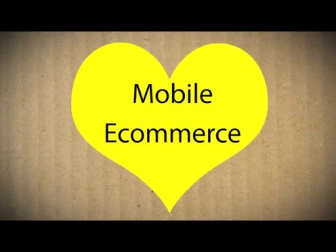 How Mobile commerce is changing the shopping experience