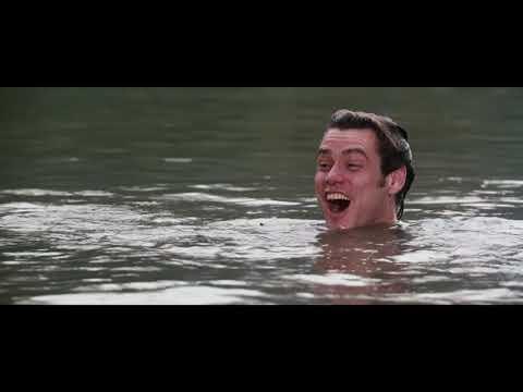 Ace Ventura: When Nature Calls Alligator Fight FULL SCENE (Best Quality)