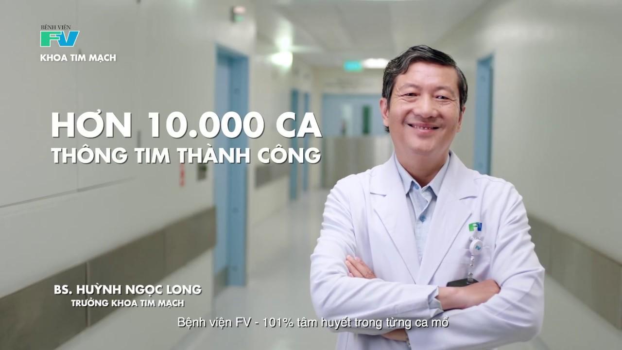 Khoa Tim Mạch – Bệnh viện FV