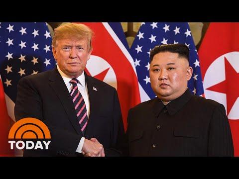 President Donald Trump And Kim Jong Un's 2nd Summit Underway In Vietnam | TODAY