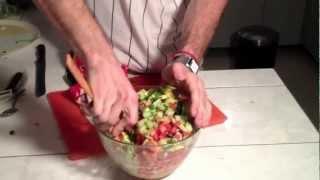 Ceviche De Salmon En 15min