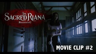 The Sacred Riana : Beginning - MOVIE CLIP #2 THE HANGING GIRL