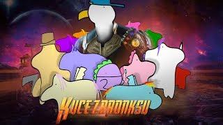 KUCE Z BRONKSU - Infinity War (Official Trailer)