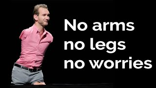 The Most Inspirational Video You Will Ever See - Nick Vujicic's Story