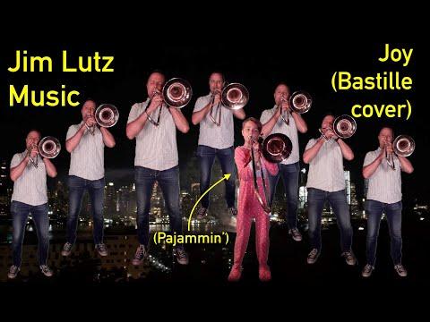 Joy - Bastille - Trombone Cover Version - Jim Lutz