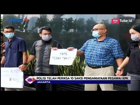 Polisi Periksa 10 Saksi Penganiayaan Pegawai KPK di Papua - LIM 11/02 Mp3