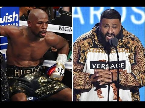 Mayweather, DJ Khaled settle over digital coin promotions Mp3