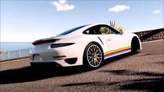 PORSCHE 911 TURBO S CAR PORN / Forza Horizon 2