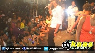 Radijah Live Performance 2014 @ Lime Light after Champs Party | Dancehall Reggae Jamaica
