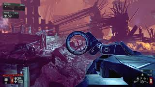 Killing Floor 2: HoE Nightmare Solo Demolitionist Long Game w/King FP