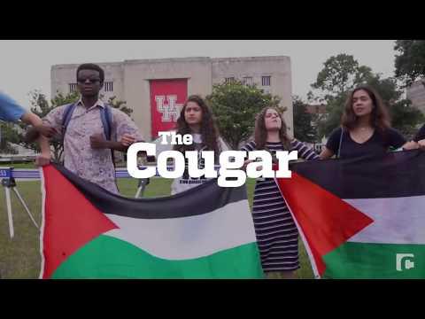 UN Ambassador Nikki Haley addresses university of houston sparks PRO Palestine protest Arab Israel
