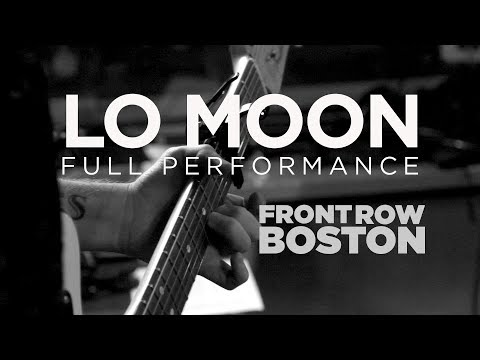 Lo Moon – Live at WERS | Full Performance