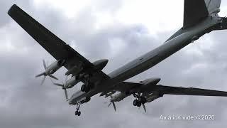 WOW SONG TU-95 takeoff. ТУ-95 Взлет. Слушаем! Форум Армия-2020