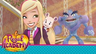 Regal Academy | Serie 2 Episodio 2 - La bella è la bestia! (clip)