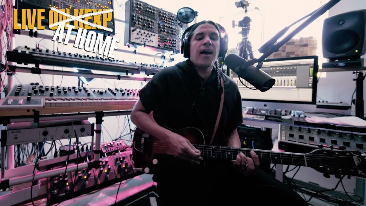Ya Tseen - Performance & Interview (Live on KEXP at Home)