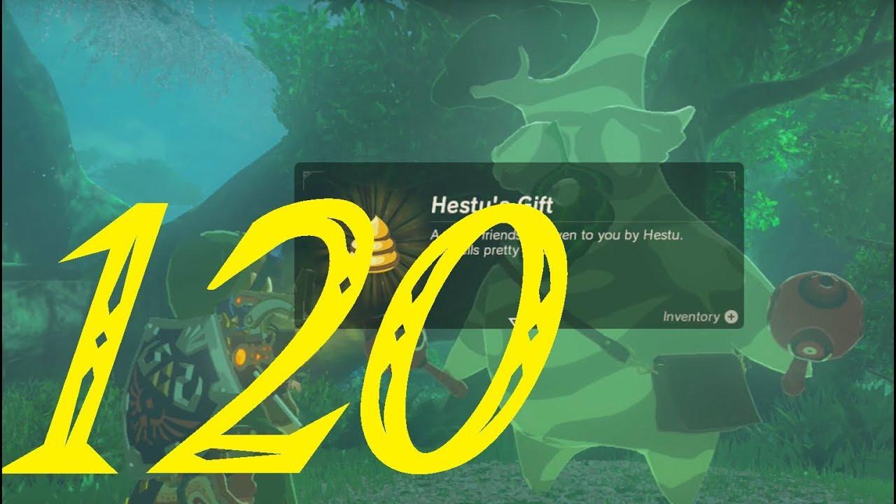 Hyrule Castle Korok Seeds, Part 2 | Zelda: Breath of the Wild 100 ...