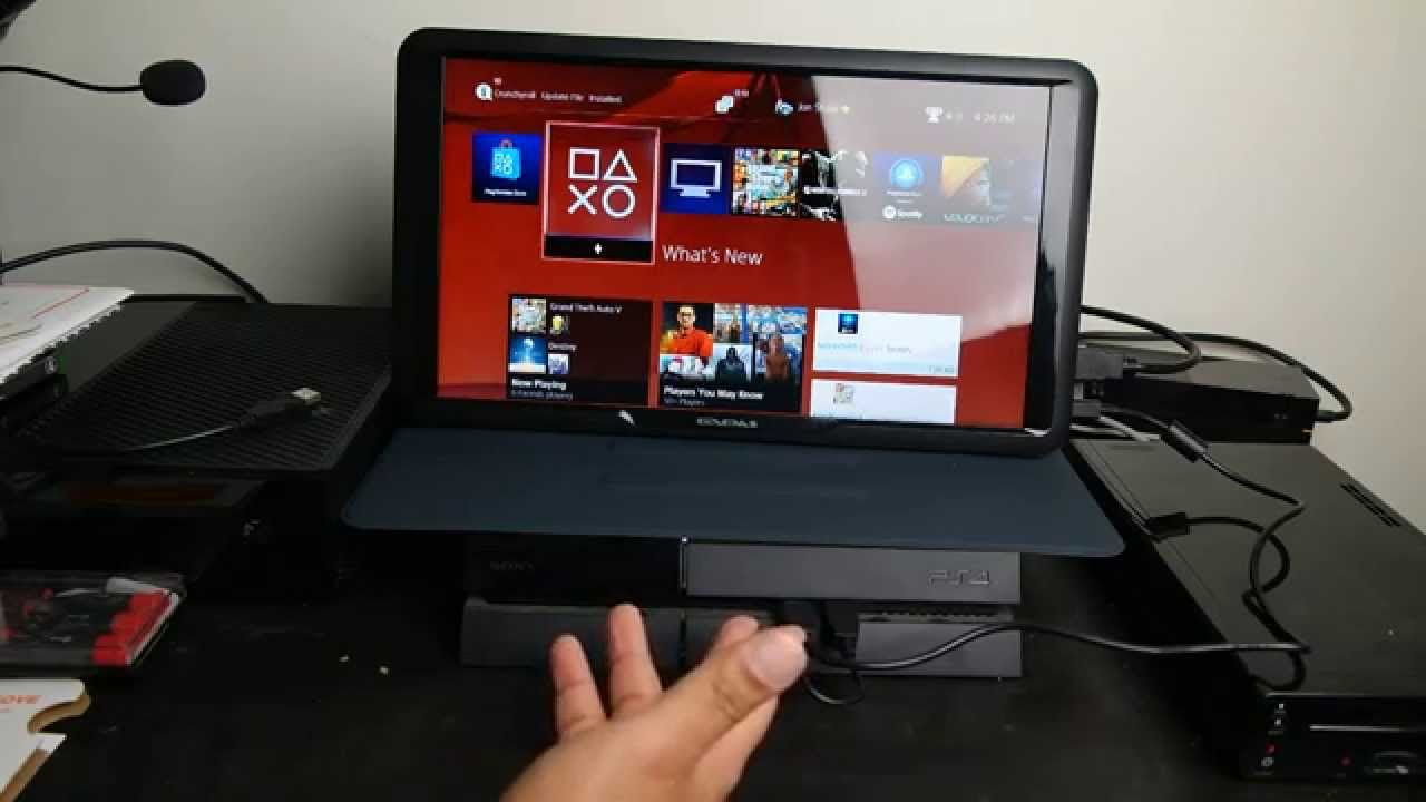 Gaems M155 Portable Gaming Monitor Unboxing