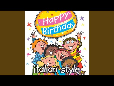 Happy Birthday - Italian Music Style Mp3