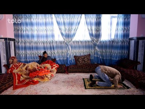 نماز خواندن - شبکه خنده - قسمت هفتم / Offering Prayer - Shabake Khanda - S4 - Episode 7 thumbnail
