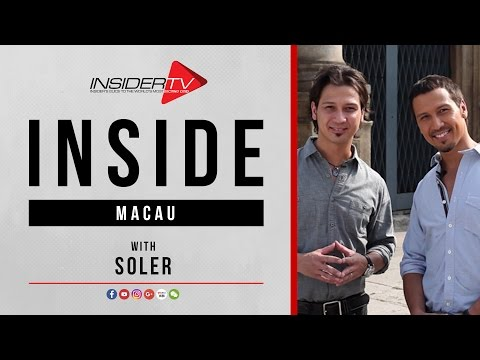 INSIDE Macau   Travel Guide   May 2017