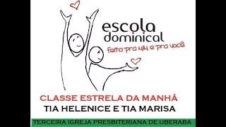 VÍDEO 08 - ESTRELA DA MANHÃ