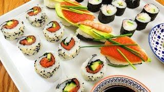 Sushi selber machen / Sushi Rezept