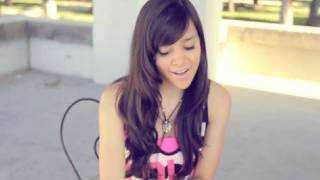 Repeat youtube video Next To You-Chris Brown feat. Justin Bieber (cover) Megan Nicole and Dave Days